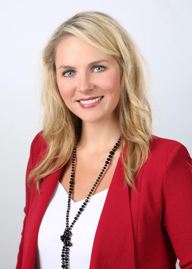 Kelly Reisdorf, Vice President of Investor Relations, Vista Outdoor (PRNewsfoto/Vista Outdoor Inc.)