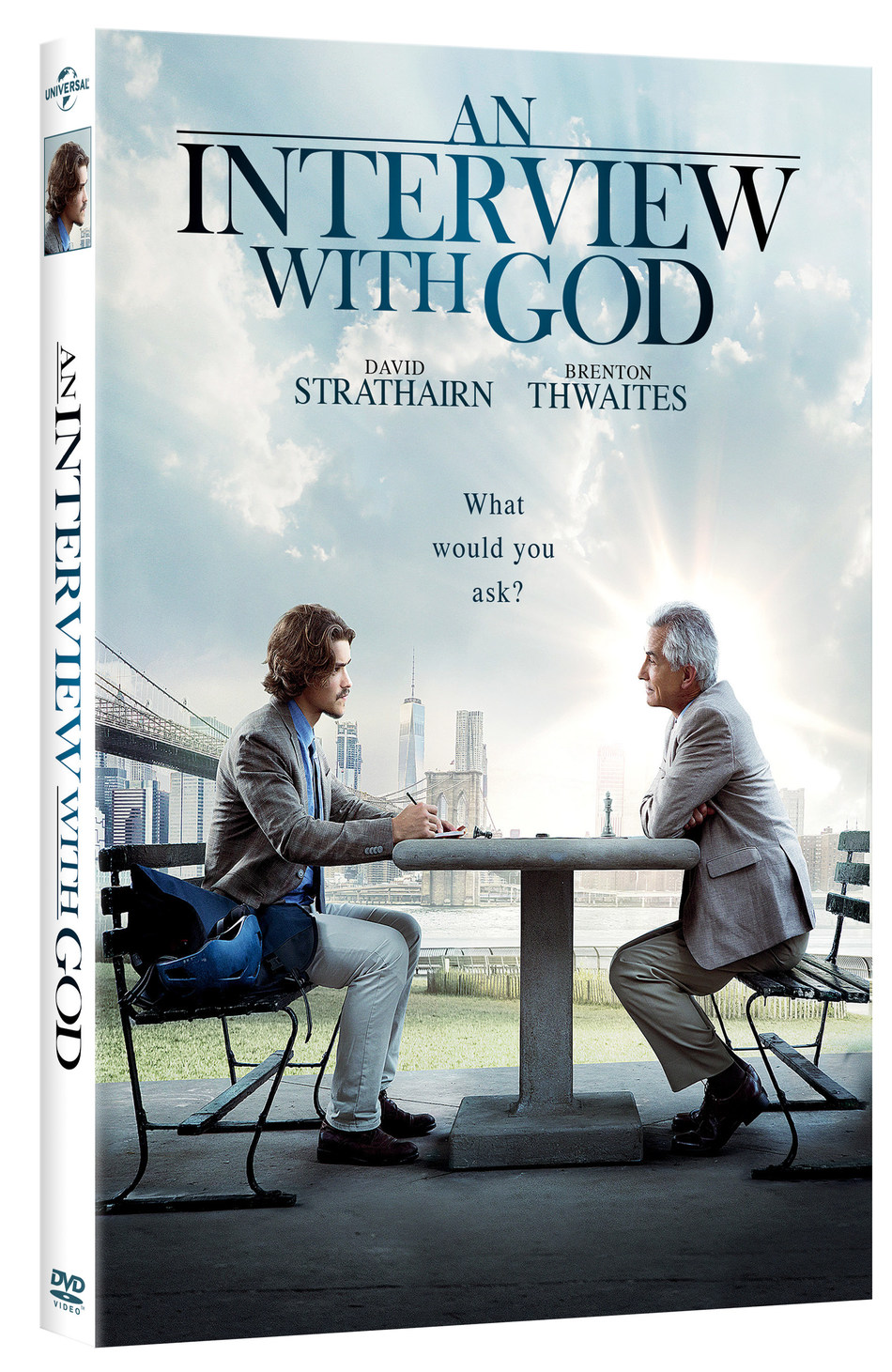 From Universal Pictures Home Entertainment: An Interview with God