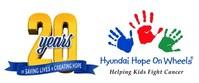 (PRNewsfoto/Hyundai Hope On Wheels)