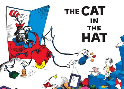 Licensing agency CPLG announced today that it will be representing the Dr. Seuss brand in Europe, the Middle East and Africa, including The Cat in the Hat, and the Grinch. (CNW Group/DHX Media Ltd.)