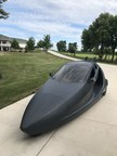 The Switchblade as it heads to EEA AirVenture 2018 in July this year. The Switchblade flying sports car is in a class of its own as the first truly fun and practical flying and driving vehicle.