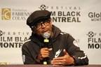 SPIKE LEE de retour au 14e Festival Intl du Film Flack de Montréal, au Cinéma Impérial le 26 septembre 2018 (Groupe CNW/Festival International du Film Black de Montréal)