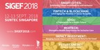 Horyou's Fifth Edition of SIGEF Is in Singapore