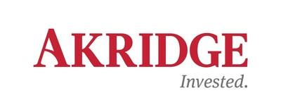 Akridge Logo (PRNewsfoto/Akridge)