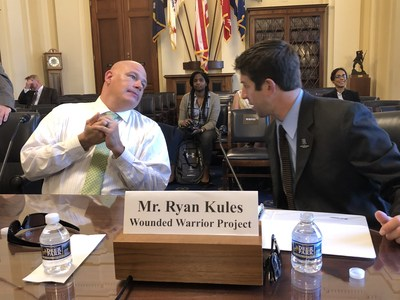 Wounded Warrior Project® (WWP) testified before the House Subcommittee on Economic Opportunity today as part of its ongoing advocacy efforts to improve the lives of warriors and their families.