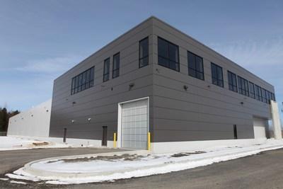 Aurora Eau, located in Lachute, Quebec (CNW Group/Aurora Cannabis Inc.)