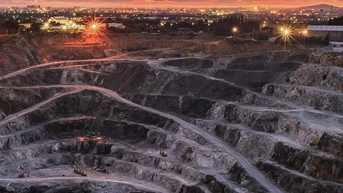 Keeping costs in check is a challenge for Australian mines