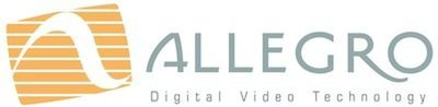 ALLEGRO Digital Video Technology Logo (PRNewsfoto/Allegro DVT)