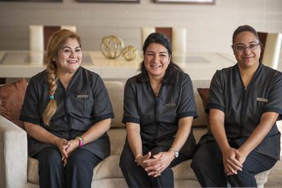 Marriott International brindará dispositivos de alerta personal para los trabajadores de limpieza y otros asociados de los hoteles en EE. UU. y Canadá (PRNewsfoto/Marriott International, Inc.)