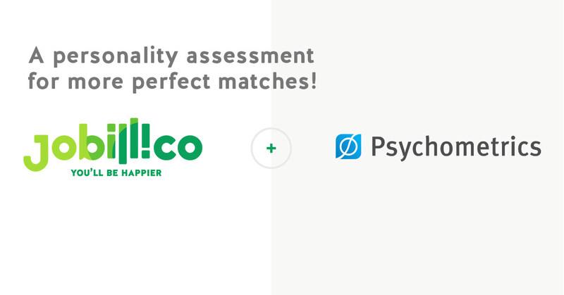 Logos: Jobillico, Psychometrics (CNW Group/Jobillico)