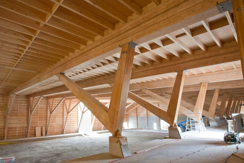 NCLGA -- North Central Local Government Association: Village of Hazelton for the Upper Skeena Recreation Centre (CNW Group/Canadian Wood Council for Wood WORKS! BC)