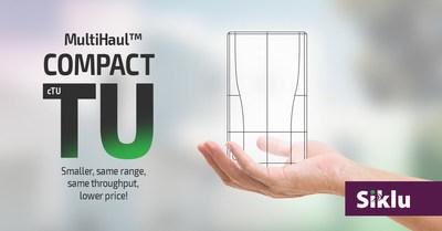 Siklu Announces the MultiHaul(TM) cTU