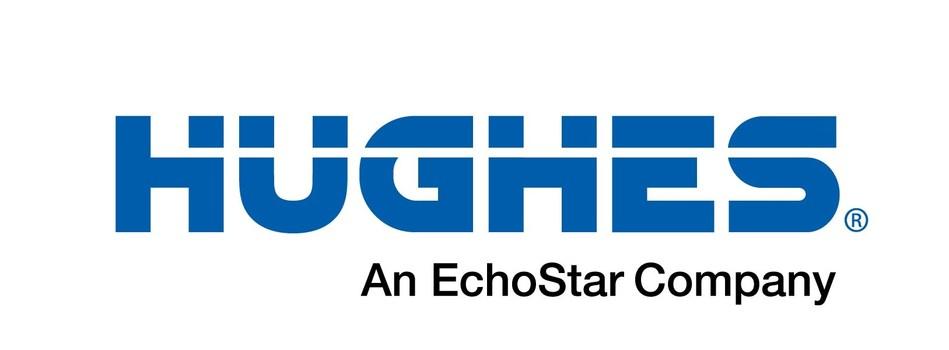 Hughes Logo (PRNewsfoto/Yahsat)