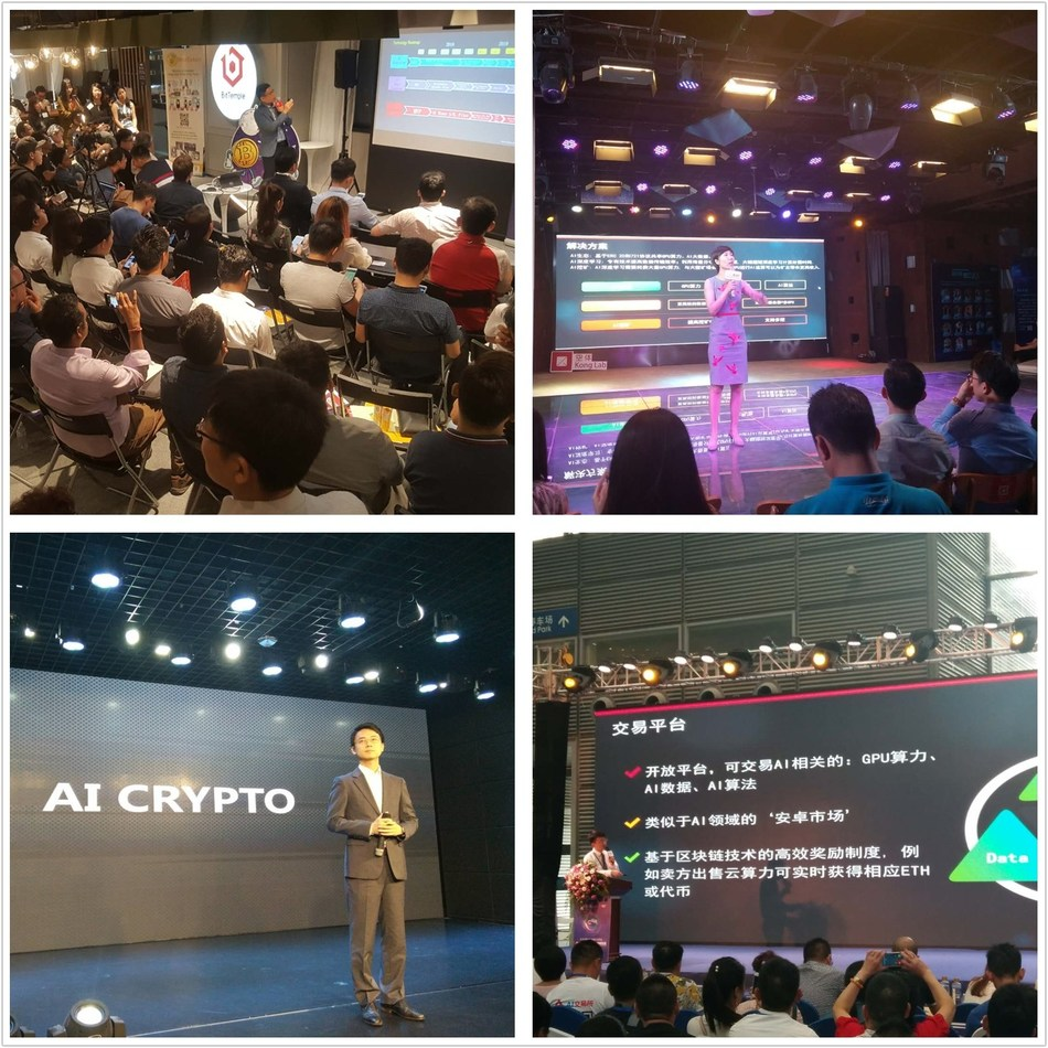 AIC Global Roadshows (PRNewsfoto/AI Crypto)