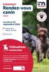 Rendez-vous canin Mondou 2018 les 22-23 septembre (Groupe CNW/Mondou)