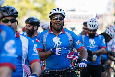 Before the bicycle spokes of Soldier Ride Across America start turning, a safety net opens to support riders through every mile of the 3,300-mile journey.