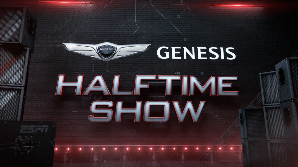 "Genesis Joins ESPN's ""Monday Night Football"" As Halftime Program, Series Partner"