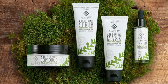New Collection features four products designed to support the natural aging process while incorporating ingredients that protect against natural environmental aggressors