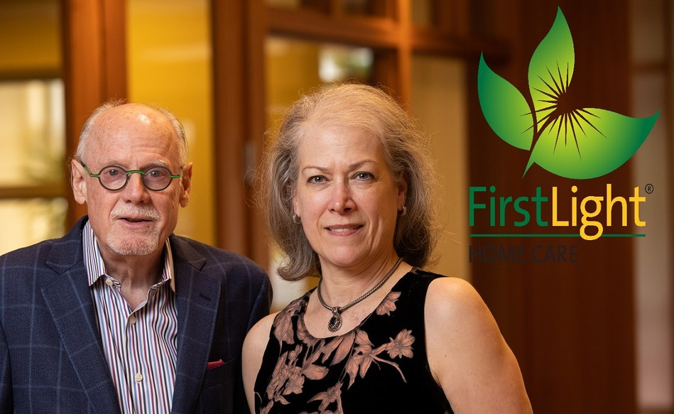 After nearly 20 years in business, owners Tina Glenn and Roget de Percin Berendes realized partnering with FirstLight's national franchise network offers the best opportunity to thrive.