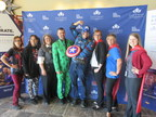 Gateway's Sudbury Superheroes Ready for Action! (CNW Group/Gateway Casinos & Entertainment Limited)