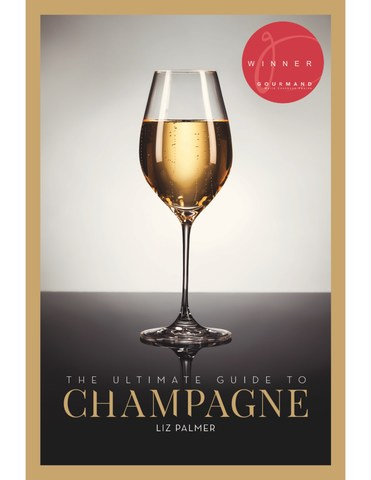 The Ultimate Guide to Champagne, Liz Palmer (CNW Group/Liz Palmer Media Group Inc.)
