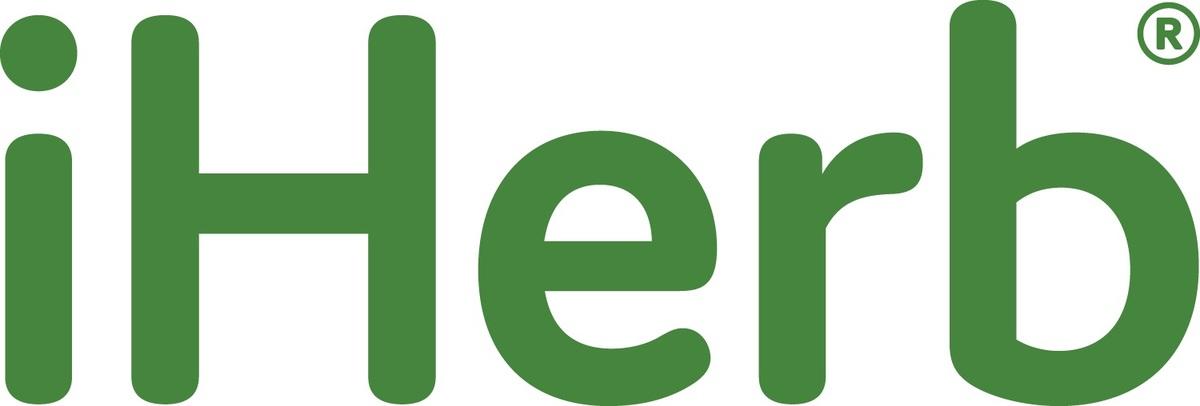 iHerb(アイハーブ)ロゴのイメージ