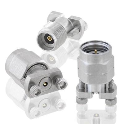 最高工作頻率達50GHz的免焊垂直裝接連接器