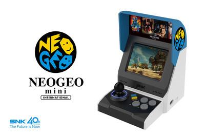 SNK NEOGEO mini International