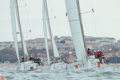 The Fareast Cup International Regatta 2018