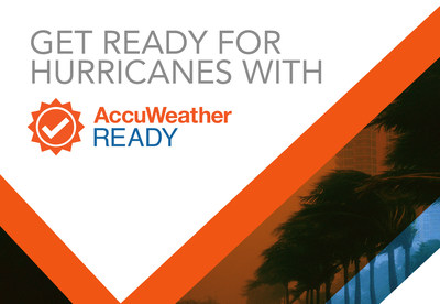The AccuWeather Ready site at http://accuweather.com/ready offers useful content to help people prepare for severe weather events, including safety tips and resources, personalized weather preparedness plans, detailed checklists, educational weather news and videos, facts about potential health impacts, and more.