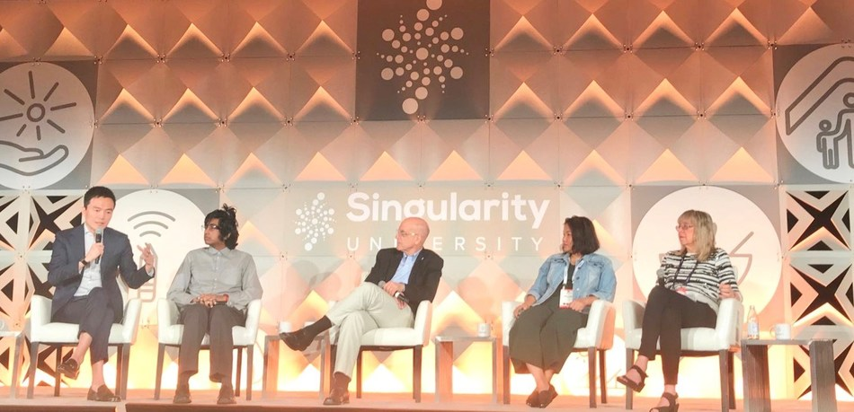 YiXue Education Squirrel AI founder joins world-leading experts at global summit to highlight AI's impact on the future of Chinese education