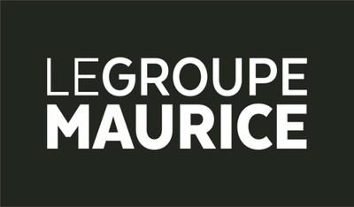 Logo : Le Groupe Maurice (Groupe CNW/Le Groupe Maurice)