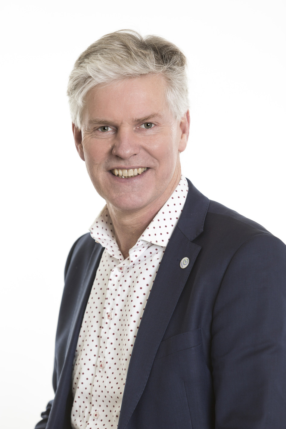 Willem Jonker, CEO EIT Digital (PRNewsfoto/EIT Digital)