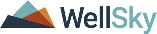 WellSky Logo (PRNewsfoto/JAC Computer Services Ltd)