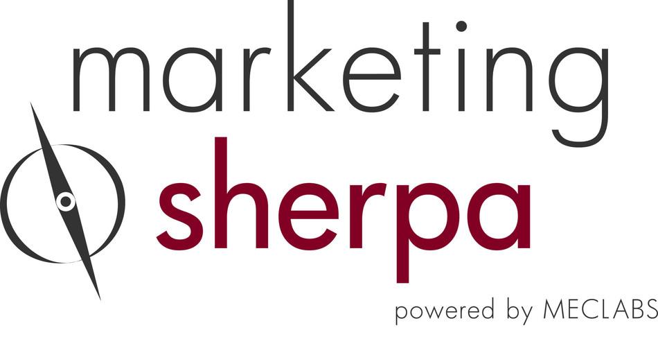 MarketingSherpa. (PRNewsFoto/MECLABS)