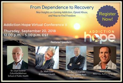 Addiction Hope Virtual Conference II