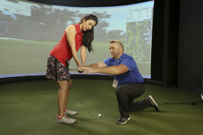 Golf Channel - PGA TOUR : Store Commercial Shoot | Photographer: Jessica Danser