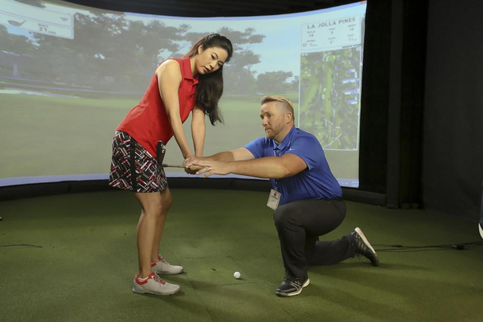 Golf Channel - PGA TOUR : Store Commercial Shoot | Photographer: Jessica Danser
