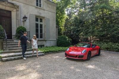 Porsche Drive, 911
