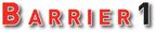 Barrier1 Logo. (PRNewsFoto/Barrier1)