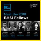 Leslie Bluhm, David Helfand and Chicago Ideas Announce the Eighth Annual Class of Bluhm/Helfand Social Innovation Fellows