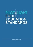 The Pilot Light Food Education Standards