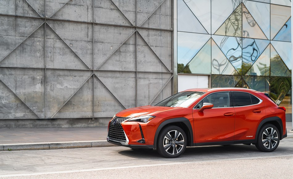 The Compact Crossover For A Refined Luxury Driver: The All