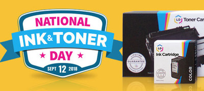 LD Products Celebrates National Ink and Toner Day