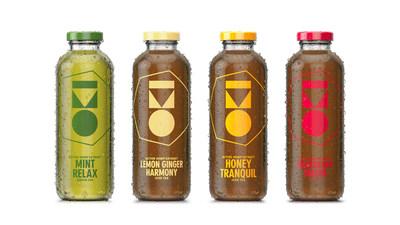 Oki Iced Tea with Active Hemp Extract (CNW Group/Phivida Holdings Inc.)