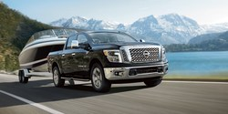 Test drive a new Nissan TITAN truck today at Glendale Nissan.