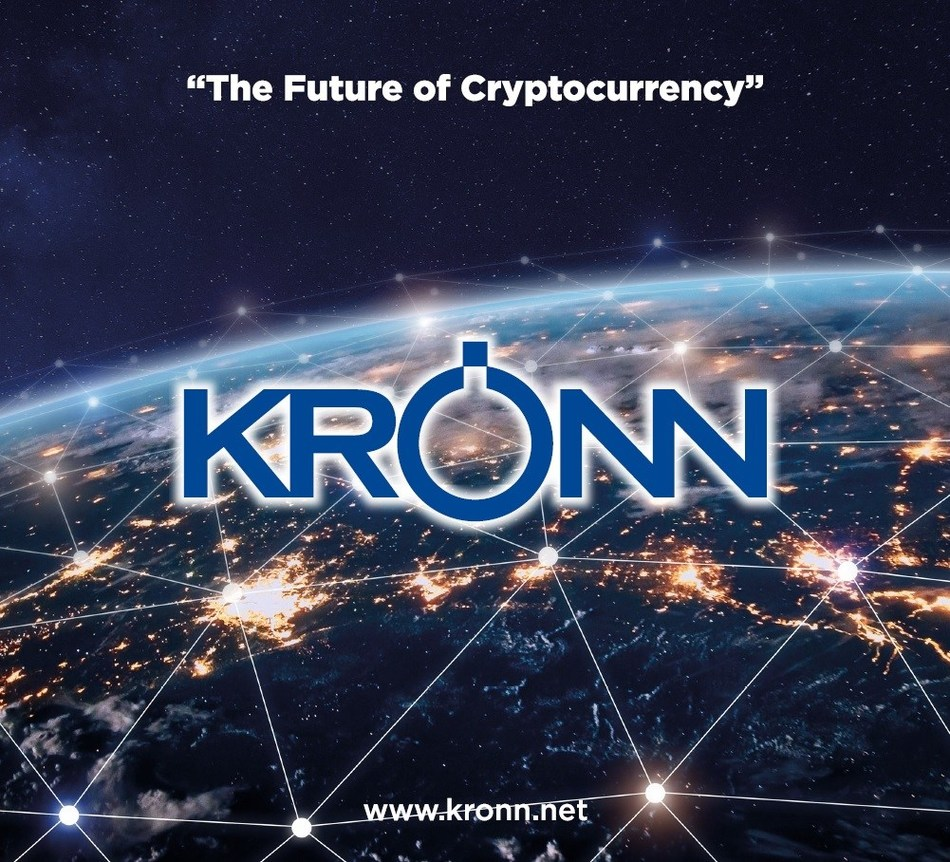 The Future of Cryptocurrency, KRONN (PRNewsfoto/KRONN VENTURES AG)