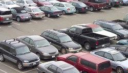 Avoid Parking Lots Accidents - Find Out How!