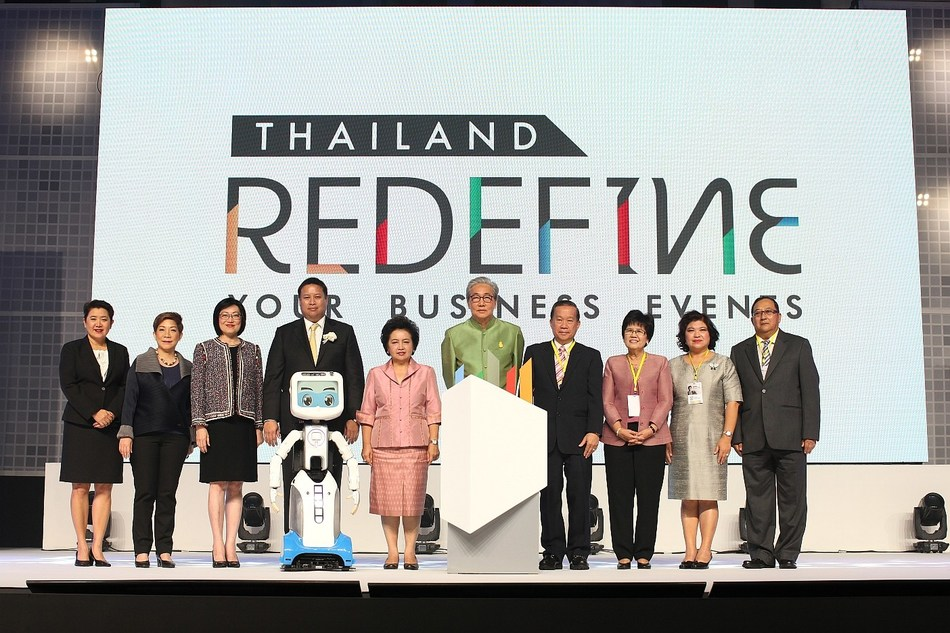 TCEB showcases 13 years of its MICE development path with 1 trillion revenue generated to Thailand
