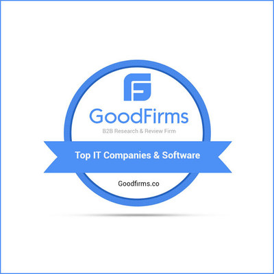 GoodFirms (PRNewsfoto/GoodFirms)